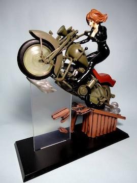★ルパン三世★B賞・不二子&モデルバイク・フィギュア
