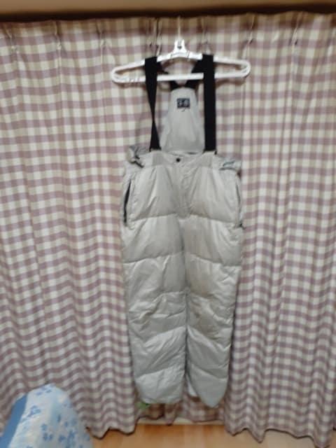 ★写楽 防寒着 ダウン 上下セット サイズ3L モコモコ 同梱NG < 男性ファッションの