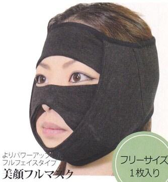 美♪送料無 テラビューティー・美顔フルマスク TBー010