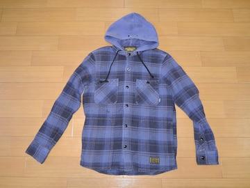 ネイバーフッドNEIGHBORHOODパーカーシャツSチェック ネル
