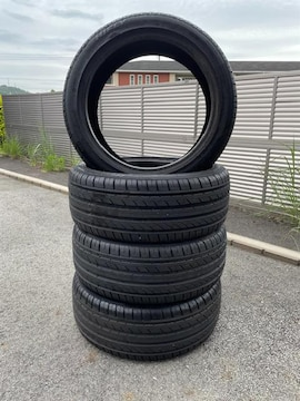 新古タイヤ4本セット!195/45R16!