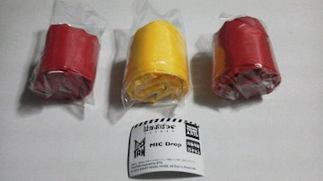 Tiny TAN カプバッグ MIC Drop (V・RM・RM) 3個セット