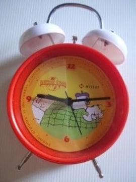 スヌーピー目覚まし時計非売品