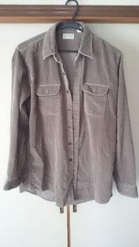 米製 L.L. Bean コーデュロイシャツ USサイズ 長身向け