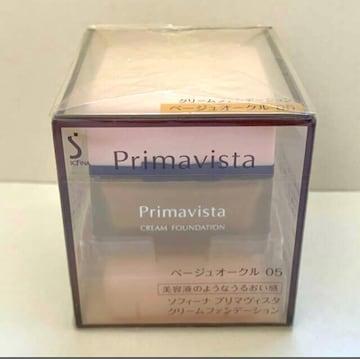 切手可 プリマヴィスタ  クリームファンデーション