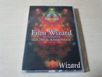 Wizard DVD「Film Wizard -ELECTRICAL KAMA PARADE-」2007年 V系
