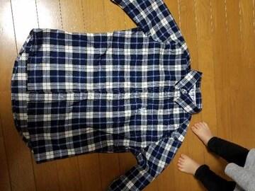 ココルルのチェックシャツ!