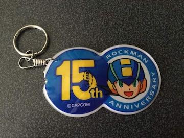 ●ロックマン 15周年記念 フラッシュライト クリップジップ●