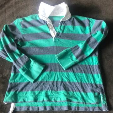 ラガーシャツ120GAP