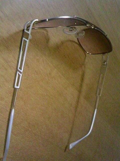 カザール964ティアドロップサングラスCAZAL眼鏡レイバン三代目 < ブランドの