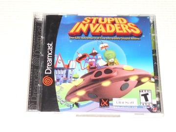 DC★STUPID INVADERS 海外版