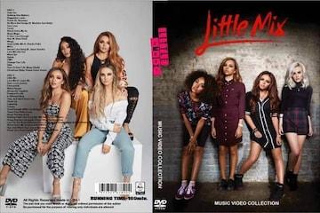 2018!Little Mix プロモ集 PV MV 2DVD!リトルミックス