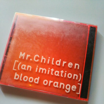 CD+DVDMr.Childrenアルバム an imitation送料無料