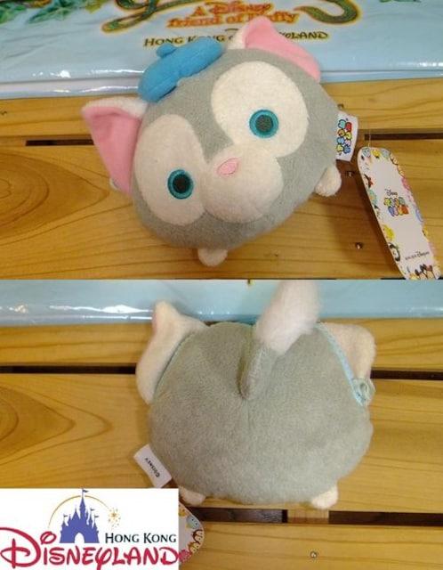 新品★香港ディズニー限定 ジェラトーニ ツムツムぬいぐるみコインケース  < おもちゃの