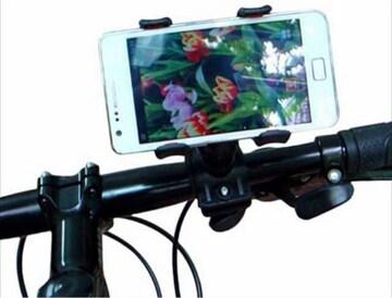 新品 自転車 用 スマホスタンド 送料無料!