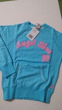 【新品・タグ付】ANGEL BLUE 140�pトレーナー