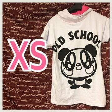 XS・B級品・LOVERS HOUSE・パンダちゃんPKTシャツ/MCW‐705