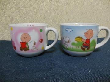 スヌーピー ペアマグカップ 癒し系 SNOOPY お揃い プレゼント