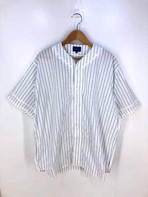 BEAMS(ビームス)ベースボールシャツシャツ  < 男性ファッションの