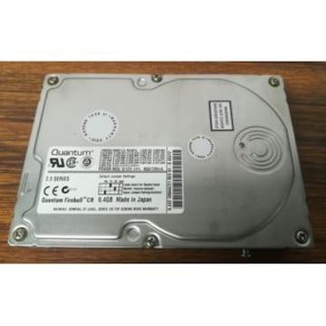 3.5インチ IDE ハードディスク 6.4GB Quantum 6.4AT CR64A721