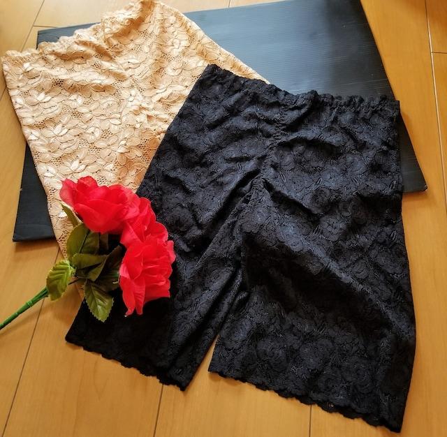 ショートパンツ2枚セット  < 女性ファッションの
