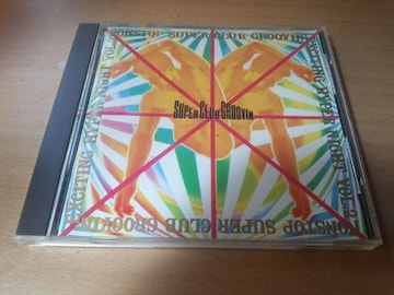CD「ノンストップ・スーパー・クラブ・グルーヴィンVOL.2」●