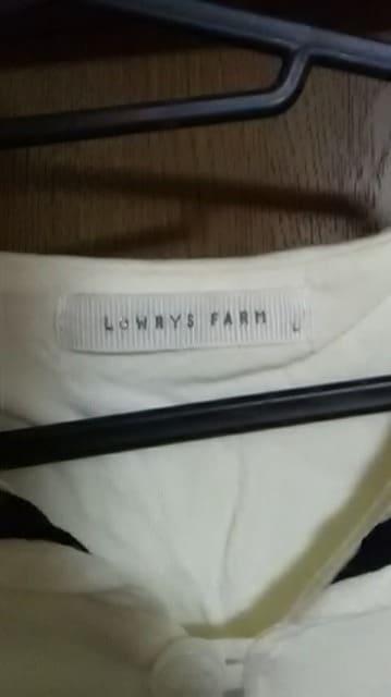 2.新品*LOWRYS FARM *マリンTシャツ < ブランドの