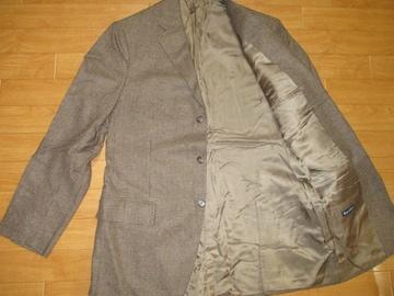 ラルフローレン テーラードジャケット カシミア混 USA−L