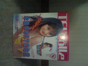 テレコレ  1997/8    カバーガール          吉田里深