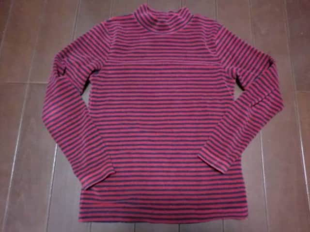 150�p ジュニア子供用 フリースシャツ �F  < キッズ/ベビーの
