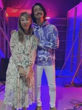 金子ノブアキ★Supreme  Jesus and Mary Hooded Sweatshirt