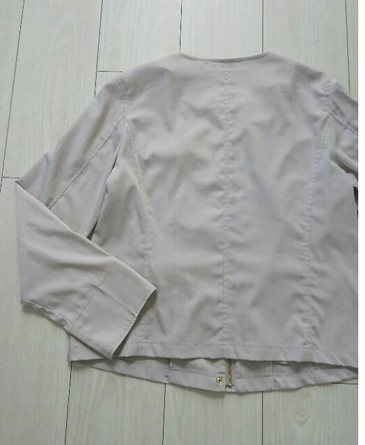 値下げ SOUP シンプルジャケット 薄ピンク サイズ9 春コーデ < ブランドの