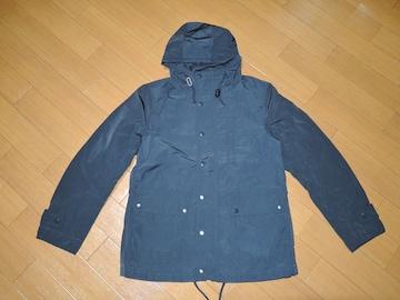 新品ナノユニバースnano・universeマウンテンパーカーJKT�AS紺