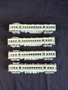 遊々倶楽部 南海11000系初期車4両編成キット組立品