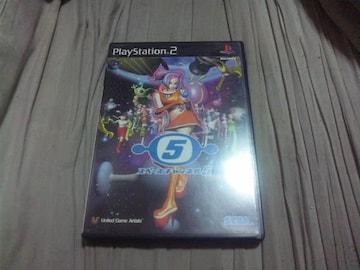 【PS2】スペースチャンネル5