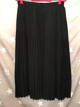 プリーツ スカート  XL