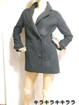 【EGOIST/エゴイスト】《New》レトトロクラシカル★タブルボタン*ジャケットコート