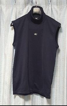 mizuno★ハイネックのノースリ★アンダーシャツ★Lサイズ
