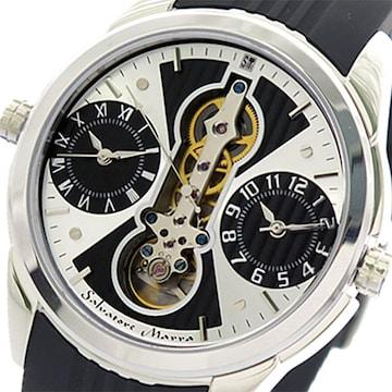 サルバトーレマーラ 腕時計 SM18113-SSWHBK