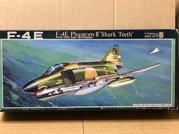 1/72 フジミ アメリカ空軍 F-4E ファントムII シャークティース