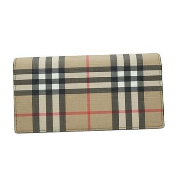 ◆新品本物◆バーバリー MS CAVENDISH 長財布(BE)『8016613』◆