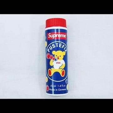 Supreme PUSTEFIX シャボン玉 21SS