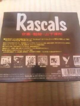 CD7枚組初回生産限定BOXセット ラスカルズ〜アトランティック・イヤーズ〜 未開封