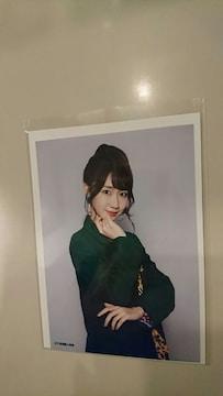 AKB48「ジワるDAYS」3/17会場購入生写真 柏木由紀