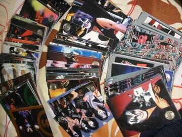 在庫処分 KISSカード 大量約220枚