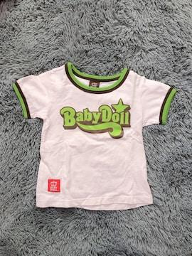 BABY DOLL★半袖Tシャツ100
