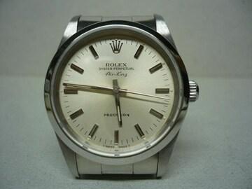 ロレックス  超美品  14000 エアーキング メンズ  時計