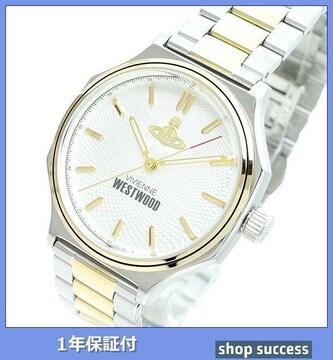 新品 即買///ヴィヴィアンウエストウッド 腕時計 VV227SLGD