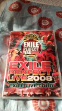 2008 PERFECT LIVE DVD 2枚組