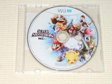 Wii U★SUPER SMASH BROS. for Wii U 海外版